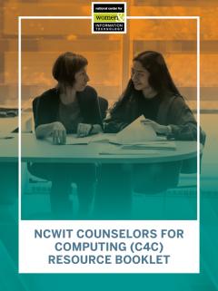 C4C Resource Booklet, thumbnail