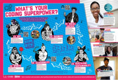 Small image of What's Your Coding Superpower? Poster