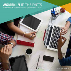 Women in Tech: The Facts (2016 Update)