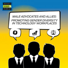 Small image of report cover with outlines of three men