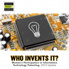 Small image of report cover with light bulb