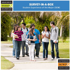 small image of report cover with several college students standing in a group