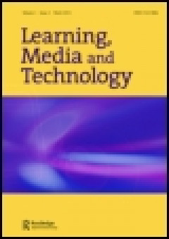 Cover of Learning, Media and Technology journal