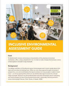 Inclusive Environmental Assessment Guide