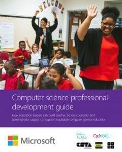 Computer Science Professional Development Guide