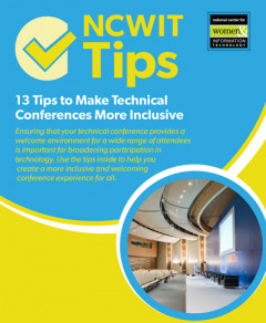 Tips Inclusive Conferences Cover