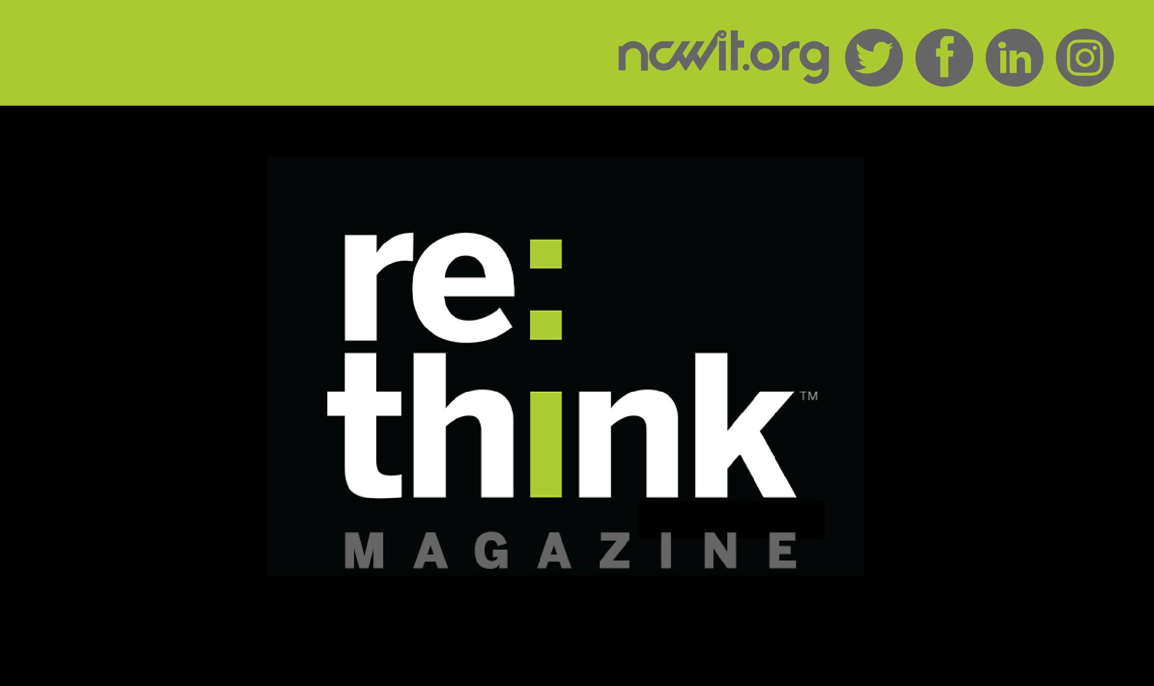 re:think magazine