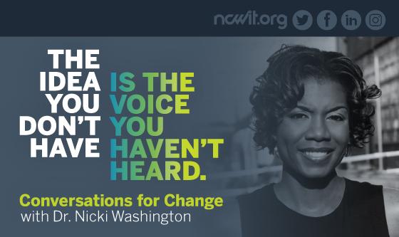 Dr. Nicki Washington