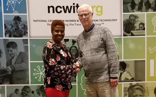 2018 Harrold and Notkin Research and Graduate Mentoring Award Winner