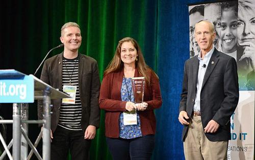 NEXT Award Second Place Recipients
