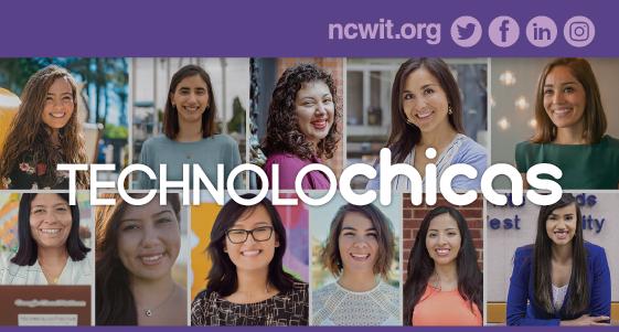 Meet #TECHNOLOchicas 3.0!