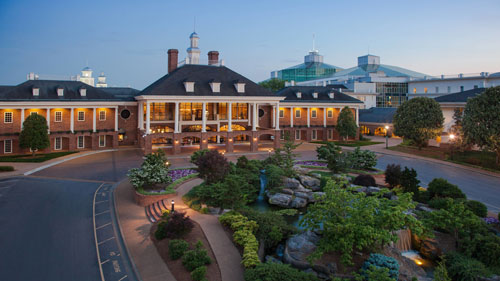 Gaylord Opryland Resort & Convention Center,
