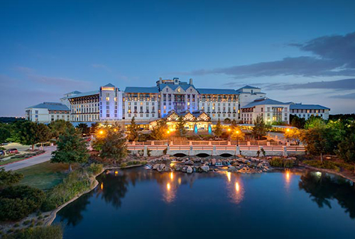 Gaylord Texan Resort & Convention Center,