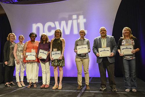 2017 NCWIT AA Seed Fund Winners