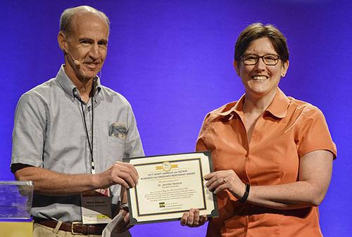 2017 Harrold and Notkin Research and Graduate Mentoring Award Winner