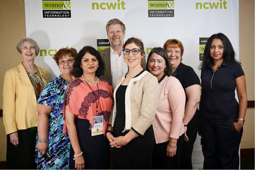 2015 NCWIT Academic Alliance Seed Fund Winners