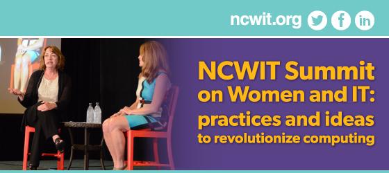 2015 NCWIT Summit: We learned. We FlashTalked. We Celebrated. We watched.