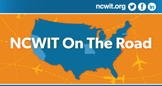 NCWIT On The Road