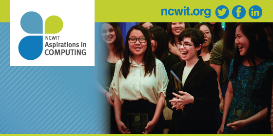 New year, new @NCWITAIC achievements and opportunities