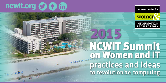 2014 NCWIT Summit