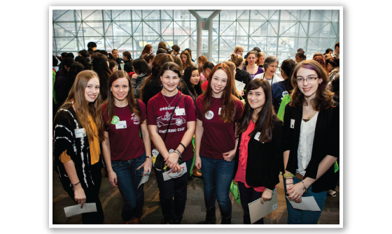 Young Women In Technology Social