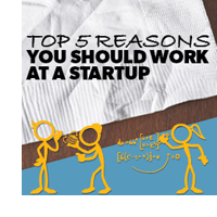 Work at a Startup