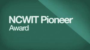 2014 NCWIT Summit - Eleanor Kolchin Pioneer Award Celebration