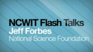 2014 NCWIT Summit - Workshop Flashtalks