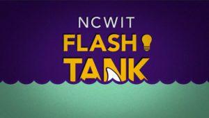 2015 NCWIT Summit – NCWIT Flash Tank