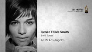 Renee Felice Smith who plays Nell Jones on NCIS: Los Angeles