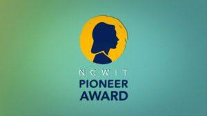 2016 NCWIT Summit – NCWIT Pioneer Award