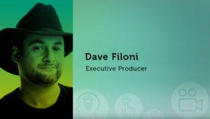 Headshot of Dave Filoni Executive Producer - 2016 NCWIT Summit – Plenary IV, The Power of Storytelling by Dave Filoni