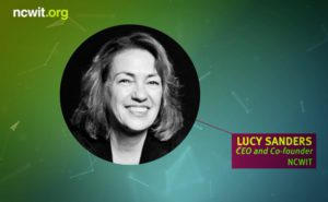 2017 NCWIT Summit - Summit Closing with Lucy Sanders CEO and Co-Founder of NCWIT