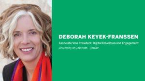 2019 NCWIT Summit: Deborah Keyek-Franssen - Critical Listening Guide