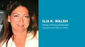 2019 NCWIT Summit: Ilia Walsh - Autism in the Workplace