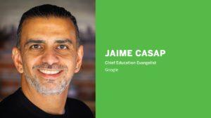 2019 NCWIT Summit: Jaime Casap - EngageCSEdu