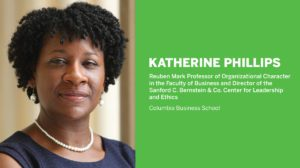 2019 NCWIT Summit: Katherine Phillips - Capturing the Real Value of Diversity: A Close Look at Gender