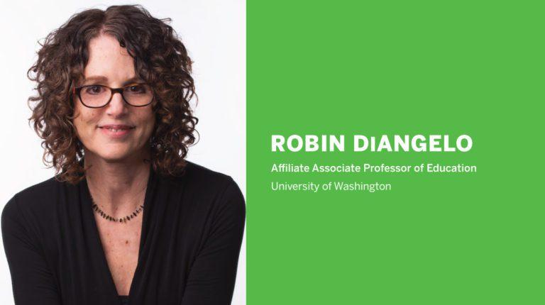 2019 NCWIT Summit: Robin DiAngelo - White Fragility