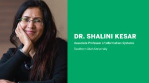 2019 NCWIT Summit: Shalini Kesar - Encouraging Girls' Interest in Computing