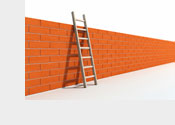 talking points wall ladder graphic