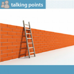 talking point institutional barriers cover