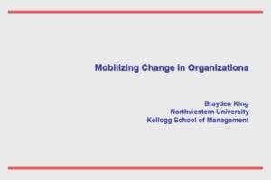 2014 NCWIT Summit – Workshop Slides by Brayden King
