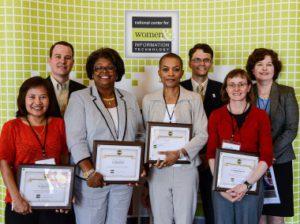 2013 MAUR Recipients