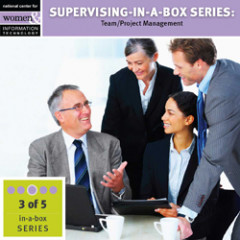 Supervising-in-a-Box Series: Team/Project Management