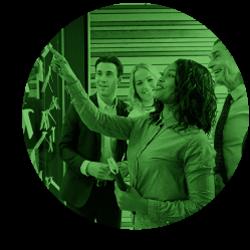 Tech Innovation Blog Team Working Circle Thumb