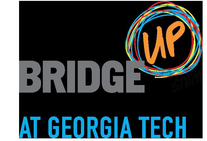 NCWIT plus Bridge UP At GT Logo